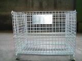 강철 보관 창고 철망사 콘테이너 감금소