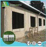 Comitato di parete isolato esterno a prova di fuoco di Partitional del panino del cemento ENV