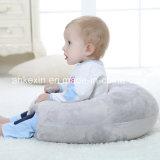 Soft Round Plush Fabric PP Algodão Almofada para bebê