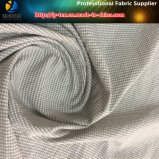Poliester/mini tela mezclada de nylon de la camisa de la verificación de Crincle (YD1162-1)