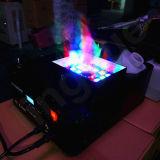 RGB LEIDENE 1500W van Fogger DMX van het stadium Machine van de Rook