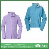 Revestimento de casaco de casaco confortável Race Coat para senhoras