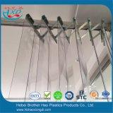 Porta da fábrica que desliza a ferragem da cortina, polia forte do trilho dentro do sistema fácil do dispositivo elétrico do controle