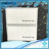 Modifica passiva del contrassegno dell'adesivo RFID con il chip Az9654 per la stampante