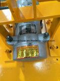 Mini blocco vuoto manuale mobile che fa macchina con la macchina Qt40-3c del blocchetto di strato dell'uovo di prezzi bassi
