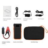 Caricatore multifunzionale di memoria di iPhone di energia portatile di energia solare con il morsetto della batteria