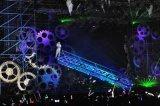 350W LED 10degree 근원 4 반점 가벼운 LED 단계 빛