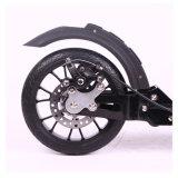 カスタマイゼーション200mm PUの車輪のFoldable小型子供のおもちゃのフィートの発育阻害の蹴りのスクーター(SZKS007)