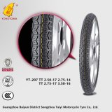 최고 아프리카 고품질 기관자전차 타이어 Yt-348 (3.00-18)