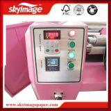 Máquina de la prensa del calor del estilo del rodillo del formato grande de Fy-Rhtm480*1900mm para la tela de Ployester