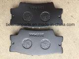 Parte de Automóviles de pastillas de freno de disco para Toyota Camry D2269