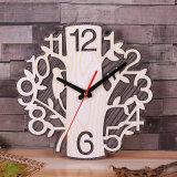 Horloge en bois simple horloge CHAMBRE FOURNITURES MOMENT Creative horloge en bois