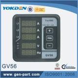 Gv56 tester di frequenza del voltmetro di 3 Digitahi di fase