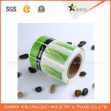 Por lo general, la impresión de etiquetas auto-adhesivo impreso Precio papel de la etiqueta engomada