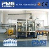 Máquina que capsula de relleno que se lava automática para la botella de agua mineral