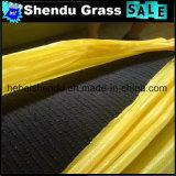 Pu die het 35mm Kunstmatige Gras Van uitstekende kwaliteit steunen