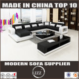 新しいデザイン部門別の現代居間のソファー(LZ-8001A)