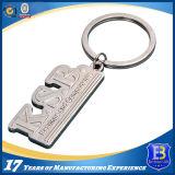 Promoção Keychain do quadrado do revestimento niquelar