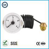 005 27mm毛管ステンレス鋼の圧力計の圧力計かメートルのゲージ