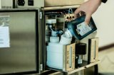 Inkjet on-line Data de impressora para PVC / Plastic / Box