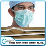 Clip médical en plastique à un noyau de nez pour le masque chirurgical non-tissé