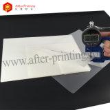 Tamaño A4 de 125 micras film laminado funda para el hogar de la máquina de laminación
