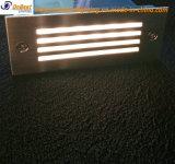 De openlucht Lichte 2W LEIDENE Verlichting van de Stap in IP65 met Dekking 304ssl
