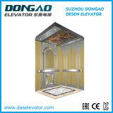 Piccolo ascensore per persone della stanza della macchina di buona qualità (azionamento di VVVF)