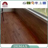 Cliquetis à la maison résidentiel commercial de plancher de PVC d'utilisation d'effet parfait