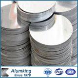 Círculo de aluminio para cocinar los utensilios de las mercancías en venta