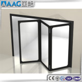 二重ガラスが付いているアルミニウムBiのフォールドのドア