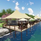 Tende di glamping ultra lusso per Eco Lodges