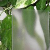 el material para techos plástico helado 1.5m m de la PC sólida del policarbonato cubre el difusor ligero del LED