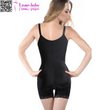 Lace Control Hiphugger Braless Latex Body Shaper L81187