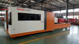 2x6m la placa de acero láser CNC de cabezal de corte Plasma