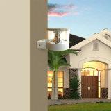 정원을%s 옥외 램프 태양 전지판 LED 벽 빛