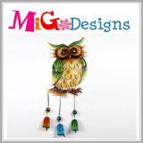 OEM 아름다운 최신 디자인 도매 금속 나비 벽 훈장