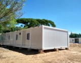 Contenedor prefabricado Kit casa residencial