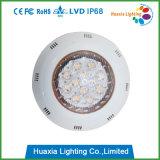 6W de alta potencia de 9W LED 12W bajo el agua de la luz de la Piscina