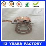 лента фольги Acrylic 0.06mm слипчивая подпертая медная для защищать