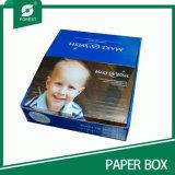 Corrugated косметическая коробка индикации оптовой продажи счетчика стойки