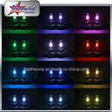 Kühler H4 H13 RGB LED Doppelträger-Scheinwerfer mit Auto-Scheinwerfer des Bluetooth des Steuer9004 hohem Lumen-9007