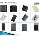 Lecteur de cartes de proximité d'IDENTIFICATION RF avec l'Afficheur LED (SR102D)