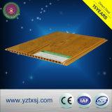 Het houten Comité van het Plafond van de Tegels van het Plafond van pvc van de Verkoop van het Ontwerp van de Kleur Hete