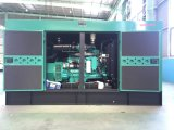 комплект генератора 200kVA Cummins тепловозный с автоматическим стартом
