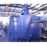 洗浄する機械か乾燥ライン押しつぶすことをリサイクルする500kg/H PE/HDPEのびん