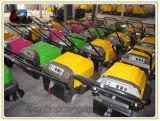 Balayeuse de nettoyage d'étage d'usine de poussée de main (P100A)