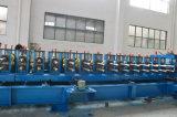 rolo da bandeja de cabo ajustável da largura de 100-600mm que dá forma à máquina