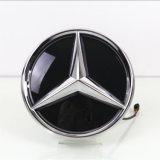 Acende em carro para o LED do logotipo Benz crachá para Mercedes Benz Glc Gle GLS