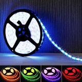 5050 RGB IP65 impermeabilizan la tira ligera LED